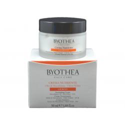 Crema nutriente GIORNO olio di macadamia - BYOTHEA - 50ml