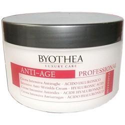 Crema antirughe intensiva professionale acido ialuronico - Intensive - BYOTHEA - 200ML