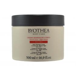 Crema da massaggio Corpo Olio di Cocco e Alghe Marine neutra - BYOTHEA - 500ML